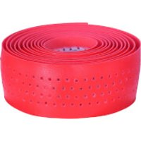 Velox Soft Grip Cork Bar Tape - Red