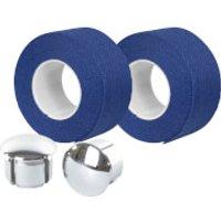 Velox Tressostar Cotton Bar Tape - Royal Blue