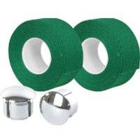 Velox Tressostar Cotton Bar Tape - Pine Green