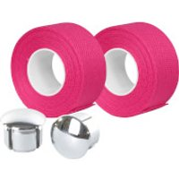 Velox Tressostar Cotton Bar Tape - Pink