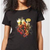 Marvel Deadpool Outta The Way Nerd Women's T-Shirt - Black - XS - Black - Nerd Gifts