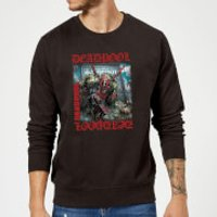 Marvel Deadpool Here Lies Deadpool Sweatshirt - Black - XL - Black