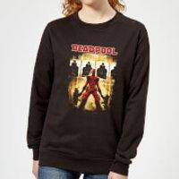 Marvel Deadpool Target Practice Women's Sweatshirt - Black - XXL - Black