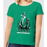 Beershield St. Patricks Day Women's T-Shirt - Kelly Green - XXL - Kelly Green - St Patricks Day Gifts