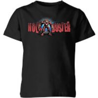 Marvel Avengers Infinity War Hulkbuster 2.0 Kids' T-Shirt - Black - 5-6 Years - Black - Avengers Gifts