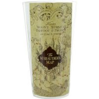 Harry Potter Marauder's Map Water Glass - Water Gifts