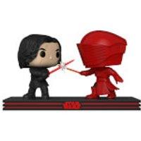 Star Wars The Last Jedi Kylo Ren & Praetorian Guard Pop! Movie Moment - Movie Gifts