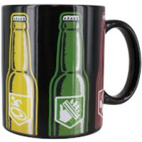 Call of Duty Epic Six Pack Heat Change Mug - Call Of Duty Gifts