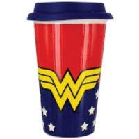 DC Comics Wonder Woman Travel Mug