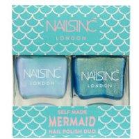 nails inc. Trend Duo Self-Made Mermaid Nail Polish Duo 2 x 14ml