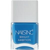 nails inc. Bright Ambition Not Invited Nail Polish 14ml