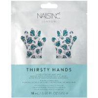 nails inc. Thirsty Hands Super Hydrating Hand Mask 18ml