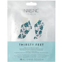 nails inc. Thirsty Hands Super Hydrating Foot Mask 14ml
