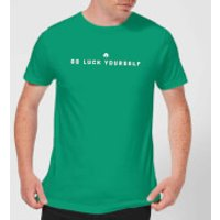 Go Luck Yourself T-Shirt - Kelly Green - M - Kelly Green