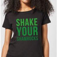 Shake Your Shamrocks Women's T-Shirt - Black - 5XL - Black
