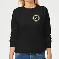 Pinch Free Zone Women's Sweatshirt - Black - 5XL - Black