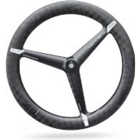 PRO Carbon Textreme Tubular 3 Spoke Front Wheel - Dura Ace Hub