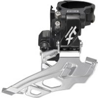 Shimano FD-M786 XT 10-Speed Double Front Derailleur - Black - Conventional Swing