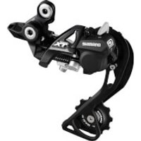Shimano RD-M786 XT 10-Speed Shadow+ Design Rear Derailleur - Medium Cage - Black