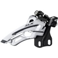 Shimano SLX M672 Triple Front Derailleur - Side Swing - Front Pull - High Clamp