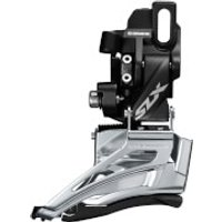 Shimano SLX M7025 Double 11-Speed Front Derailleur - E-Type Mount - Top Swing - Down Pull