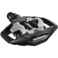 Shimano PD-M530 MTB SPD Trail Pedals - Two-Sided Mechanism - Black