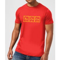 Ba Zn Ga T-Shirt - Red - XL - Red