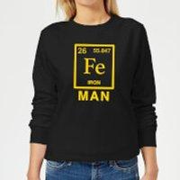 Fe Man Women's Sweatshirt - Black - XXL - Black - Man Gifts