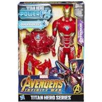 Hasbro Marvel Avengers Infinity War Titan Heroes Power FX Iron Man Action Figure - Iron Man Gifts