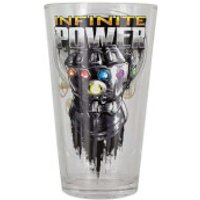 Marvel Avengers Infinity War Glass