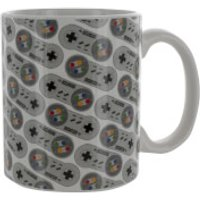 SNES Controller Mug