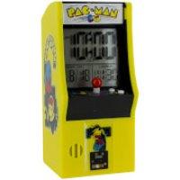 Pac Man Arcade Alarm Clock - Man Gifts