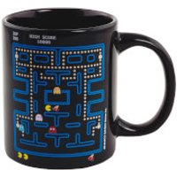 Pac Man Heat Change Mug - Man Gifts