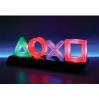 Lámpara PlayStation Símbolos