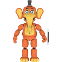 Five Nights at Freddy's Pizza Simulator Orville Elephant Action Figure - Action Gifts