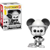 Disney Mickey´s 90th Firefighter Mickey Pop! Vinyl Figur