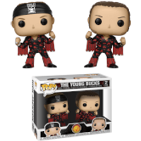 New Japan Pro-Wrestling Bullet Club Young Bucks Pop! Vinyl Figure 2-Pack - Japan Gifts