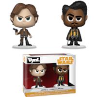 Solo: A Star Wars Story Han & Lando Vynl. - Star Wars Gifts