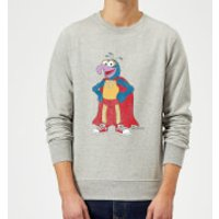 Disney Muppets Gonzo Classic Sweatshirt - Grey - L - Grey