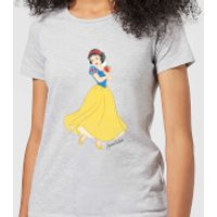 Disney Princess Snow White Classic Women's T-Shirt - Grey - XXL - Grey - Snow White Gifts
