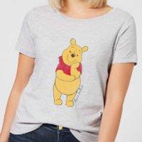 Disney Winnie The Pooh Classic Women's T-Shirt - Grey - XL - Grey