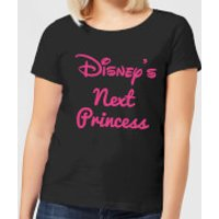 Disney Princess Next Women's T-Shirt - Black - XL - Black