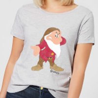 Disney Snow White Grumpy Classic Women's T-Shirt - Grey - XL - Grey - Grumpy Gifts