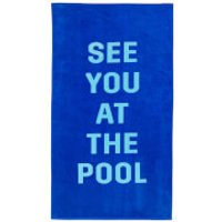 Ban.do Beach - Please! Giant Towel - See You At The Pool