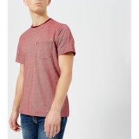 Barbour Men's Pontoon Pocket T-Shirt - Biking Red - L - Red