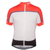 POC Essential Block Jersey - Red - XXL - Red