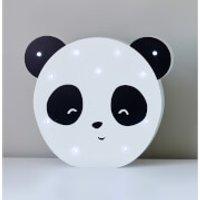 Smiling Faces Up in Lights - Panda - Panda Gifts