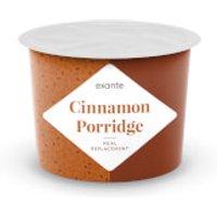 Meal Replacement Cinnamon Porridge Pot