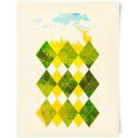 Robert Farkas Elegant Forest Art Print