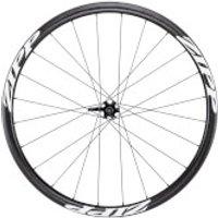 Zipp 202 Firecrest Carbon Tubular Disc Brake Front Wheel - White Decals